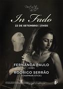 MÚSICA: Fernanda Paulo & Rodrigo Serrão - Concerto In Fado