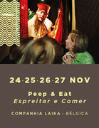 ESPECTÁCULOS: Peep & Eat, Laika (Bélgica)