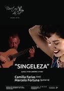"MÚSICA: ""Singeleza"" - Camilla Farias & Marcelo Fortuna"