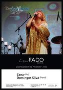"MÚSICA: Zana & Domingos Silva - Concerto ""IN FADO"""