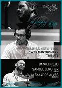 "MÚSICA: Daniel Neto Trio _ ""Wes Montgomery Tribute"""