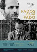 """""""FADOS DE UM FADO"""" – MIGUEL RAMOS, ROGÉRIO GODINHO – EM CONCERTO """"IN FADO"""" DO DUETOS DA SÉ, ALFAMA, LISBOA"""