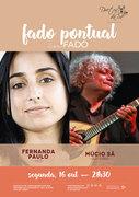 """MÚSICA: """"Fado Pontual"""" – Fernanda Paulo & Múcio Sá"""