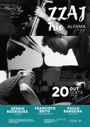 "MÚSICA: ""Zzaj Trio"" – Zzaj Trio""  Sérgio Rodrigues, Francisco Brito & Paulo Bandeira"