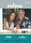 "MÚSICA: ""Outono"" – Ellen Rabiner & Joe Coronado"
