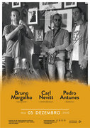 MÚSICA: Bruno Margalho, Carl Nevitt & Pedro Antunes