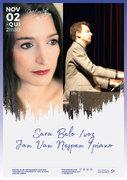MÚSICA: Sara Belo & Jan Van Nespen