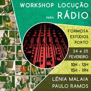 WORKSHOP: Locução para Rádio
