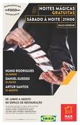 ESPECTÁCULO: Noite mágica com Nuno Rodrigues
