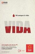 """""""Dê sangue à vida"""": IPST renova apelo à doação, dia 14, no MAR Shopping Matosinhos"""