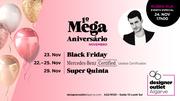 EVENTOS: Designer Outlet Algarve celebra primeiro aniversário com Rúben Rua e momento surpresa