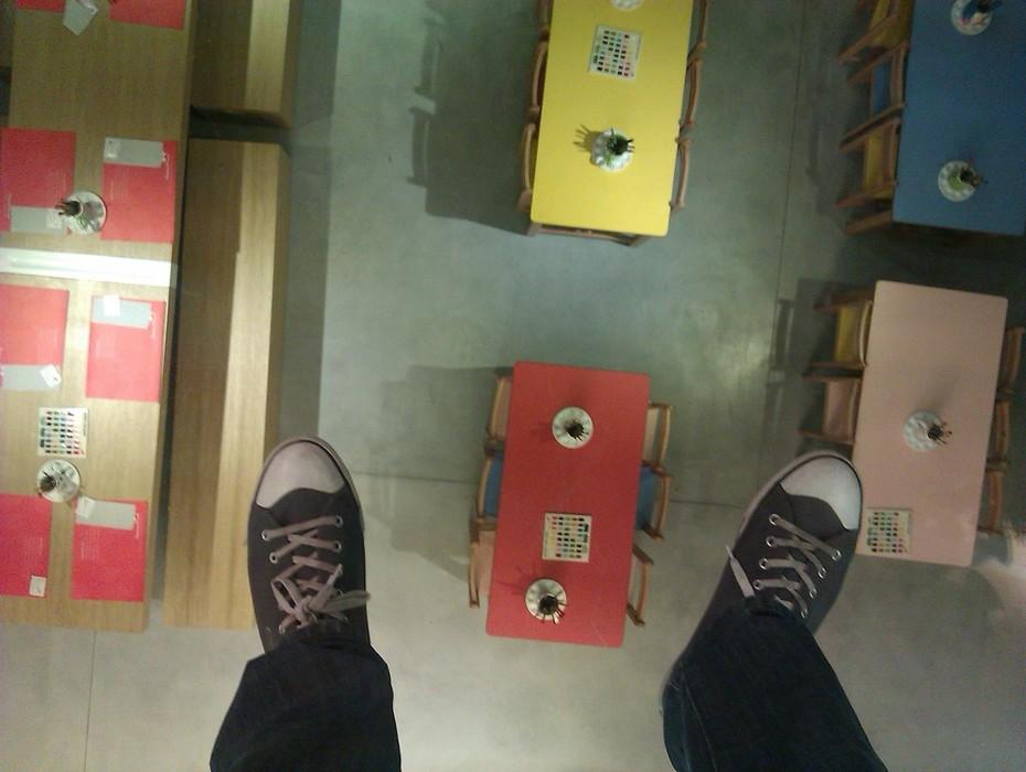 We also have some levitation skills !!!