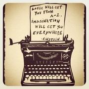 Imagination is key...