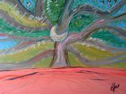 My version of South Carolina's famed Angel Oak Tree.