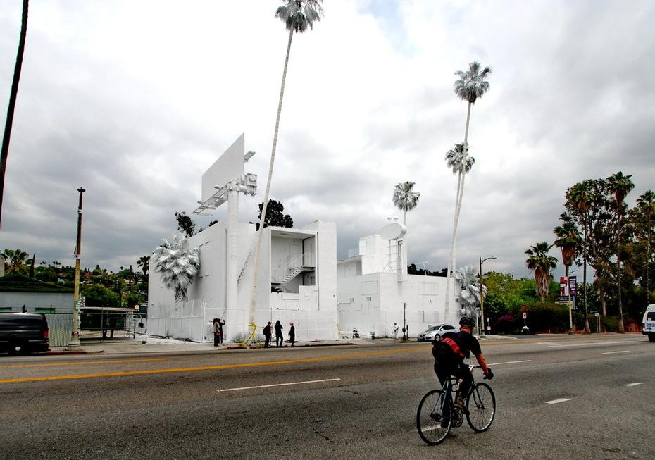 Sunset Pacific Motel – aka Bates Motel,  Vincent Lamouroux Artist 2015