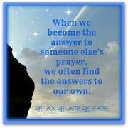 Are You The Answer To Someone Elses Prayer?