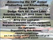 15th Annual Cass Lake Swap