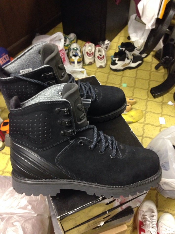 Adidas-Kendrick Lamar collab boots