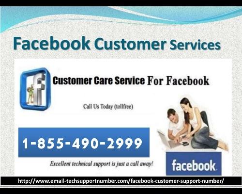 Facebook Customer Support 1-855-490-2999 Number makes your Facebook error-free
