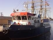 MS Bragdøya fortøyer rett ved kai 6 og har faste avganger derfra fra 28. juni