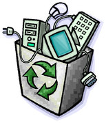 Computer and Electronics Recycling Event