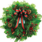 Deck the Hall - Decorate a Wreath