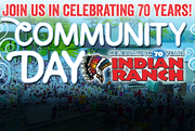 Community Day at Indian Ranch