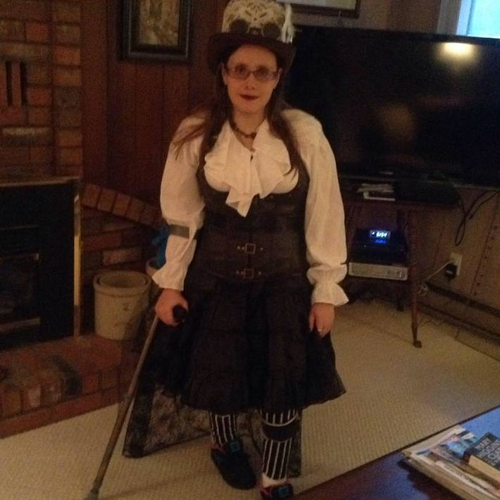 Special Olympics Halloween Party