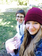 Dragged my Edwardian-Ass Roommate to Mt. Auburn Cemetery