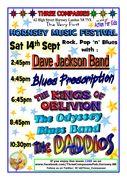 Hornsey Music Festival - Saturday @ the Three Compasses