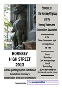 Hornsey High Street 2013 Photo Exhibition