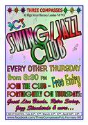 3C's Swing/Jazz Club - Free Live Music every fortnight!