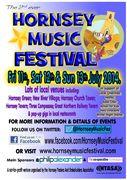 HORNSEY MUSIC FESTIVAL 2014