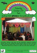 Karamel Kids: Spooky Stories and Crafts