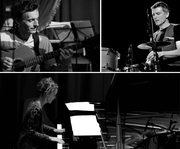 Jazz at Karamel: The Paul Clarvis Trio
