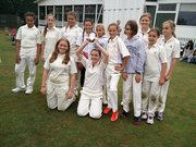 Childrens Summer Holiday Cricket Camp