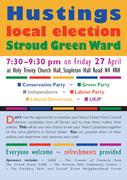 HUSTINGS–Stroud Green Ward