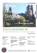 Voice Club Singers - Coaching Choir in Crouch End (adults)