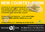 NEW COUNTRY-SHOW August 2014