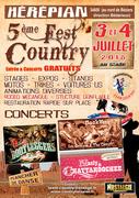 BOOTLEGGERS @Herepians Country Festival