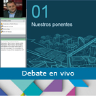 Debate en vivo con  Richard Gerver