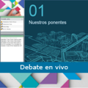 Debate en vivo con David Albury y Eduardo Chaves
