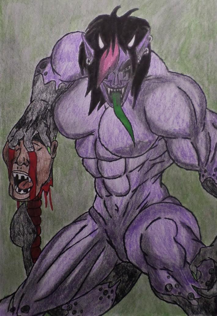 Monstergothx Emmpu: Succubus