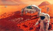 """S.A.G.A.N. Salon Meets for a Discussion of """"One-way v. Two-way Trips to Mars!"""""""