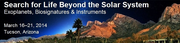 VIRTUAL STREAM - Search for Life Beyond the Solar System Conference 3/16-3/21