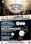 Virtual Time @ 11° ROCKVILLEMUSICFESTIVAL Cartigliano