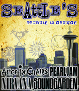SEATTLE's Grunge Tribute live @ Distilleria