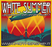 WHITE SUMMER LED ZEPPELIN UNPLUGGED  @ STAND UP - PADOVA