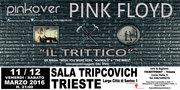 """Pinkover """"IL TRITTICO"""" Show"""