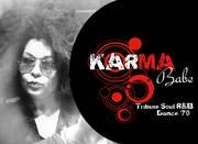 KARMA BABE band - Live al Villarock Cafe'